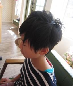 ショートカットヘアギャラリー